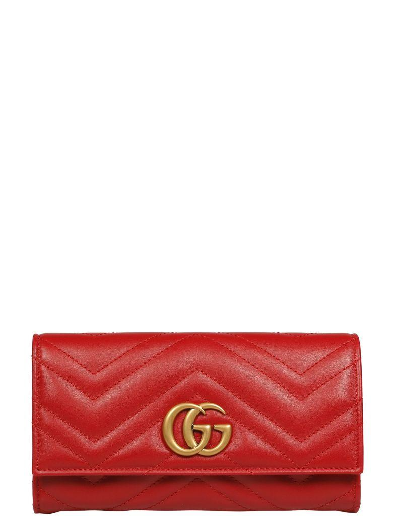 06523953a79 Gucci Gg Marmont Continental Wallet In 6433