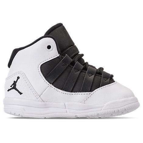 2c58226012 Nike Boys' Toddler Jordan Max Aura Basketball Shoes, White | ModeSens