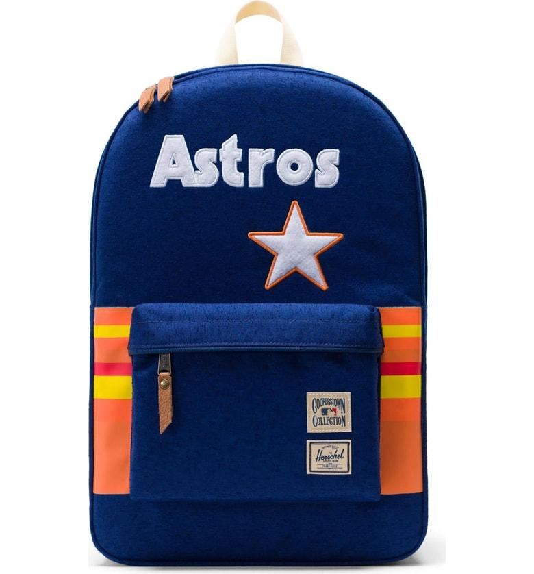 e287610eaa6 Herschel Supply Co. Heritage - Mlb Cooperstown Collection Backpack In Houston  Astros