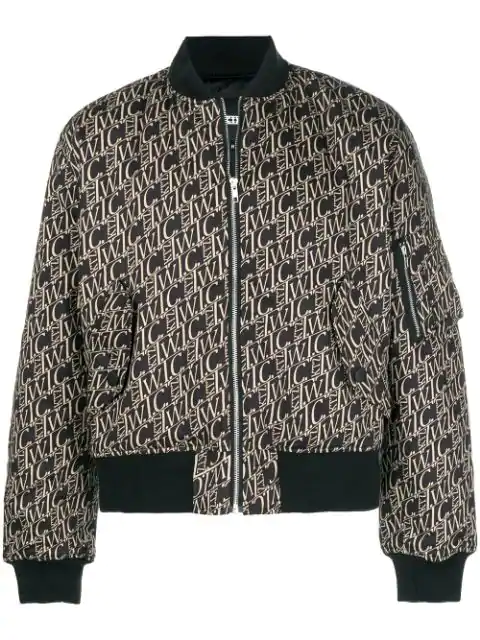 Ktz Limited Edition Bomber Jacket - Brown