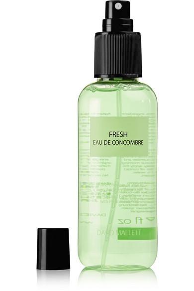 David Mallett Fresh Eau De Concombre, 150ml - Colorless