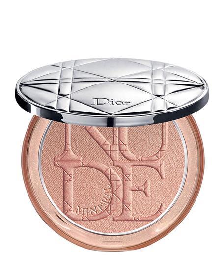 Dior Skin Nude Luminizer Shimmering Glow Powder - 05 Rose Glow