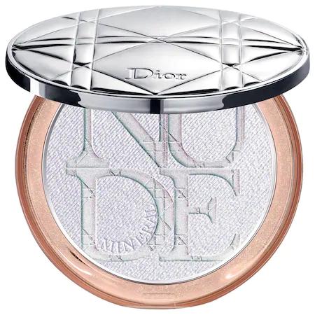 Dior Skin Nude Luminizer Shimmering Glow Powder - 06 Holographic Glow