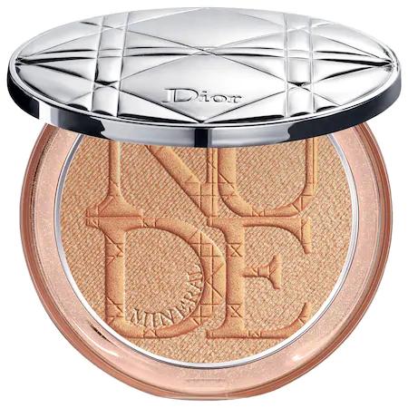 Dior Skin Nude Luminizer Shimmering Glow Powder - 04 Bronze Glow