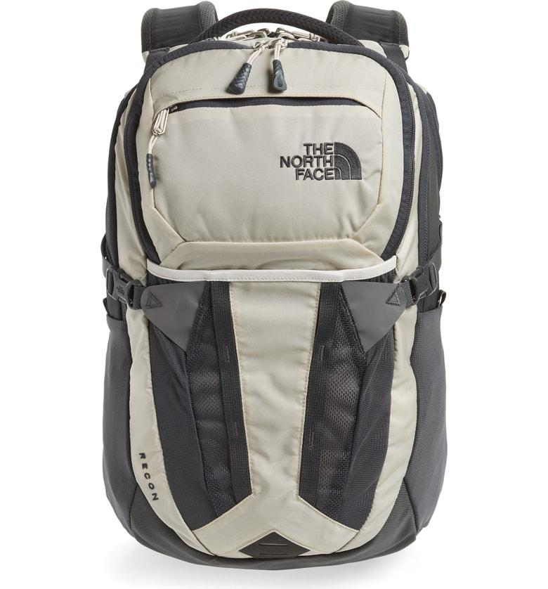 62861e8005e6 The North Face Recon Backpack - Beige In Peyote Beige/ Asphalt Grey ...