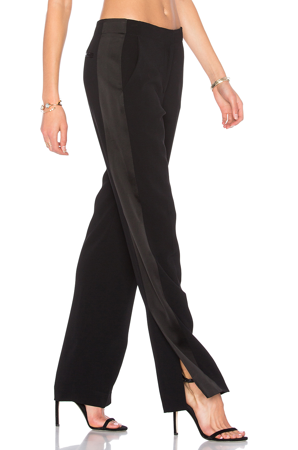Rag & Bone Abel Pant In Black