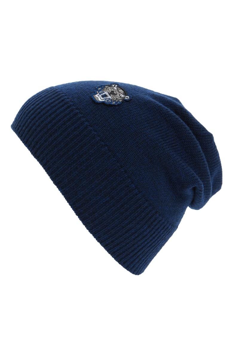 4572656e02c461 Kenzo Wool Beanie - Blue In Navy | ModeSens