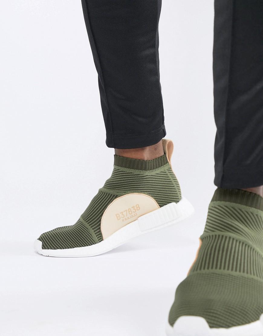 pretty nice 864d1 fd3e8 Adidas Originals Nmd Cs1 Pk Sneakers In Green B37638 - Green | ModeSens