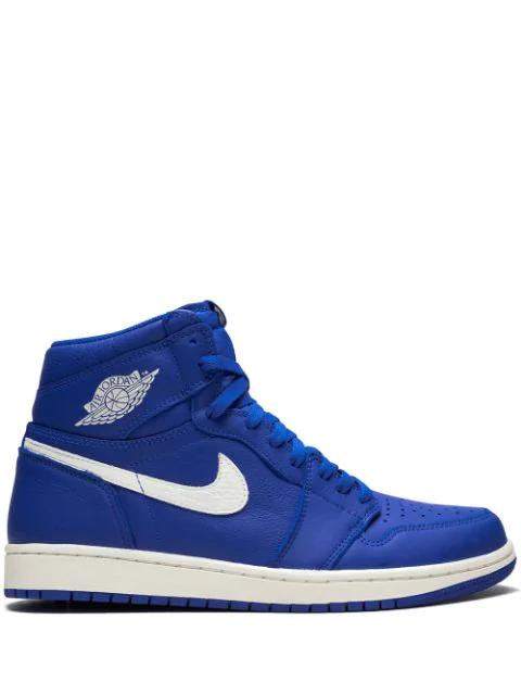 d77ecd3f Nike Men's Air Jordan 1 Retro High Og Basketball Shoes, Blue | ModeSens