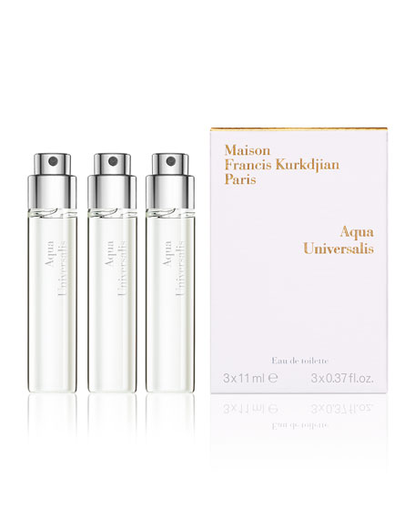 Maison Francis Kurkdjian Aqua Universalis Travel Spray Refill Set