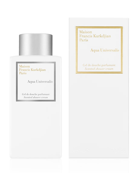 Maison Francis Kurkdjian Aqua Universalis Scented Shower Cream, 8.5 Oz./ 250 Ml