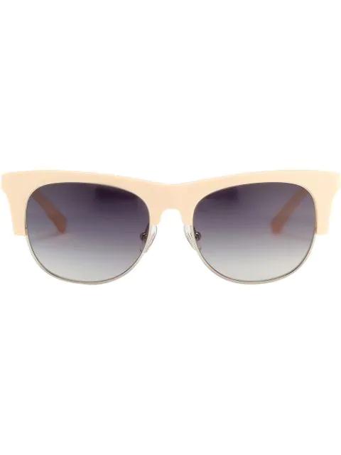 3.1 Phillip Lim 40 C3 Sunglasses In Neutrals