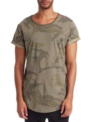 b5c4b3752c4 G-Star Raw Vontoni Camo T-Shirt In Dark Shamrock | ModeSens