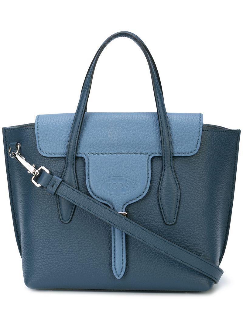 7bb647f30 Tod's Joy Small Shoulder Bag In Blue | ModeSens