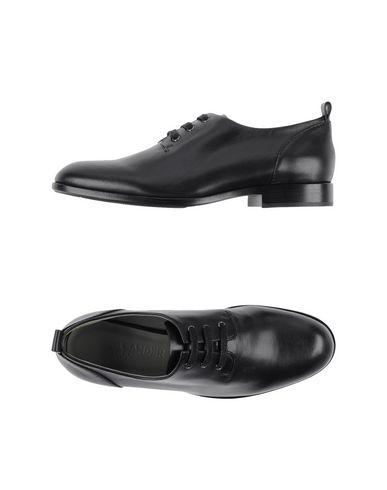 Jil Sander Laced Shoes In Black