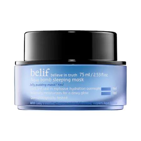 Belif Aqua Bomb Sleeping Mask 2.53 oz/ 75 ml