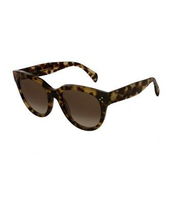 fb88a0e023df Celine Women S 41755 S 145Mm Sunglasses In Havana Honey (X9 Brown ...