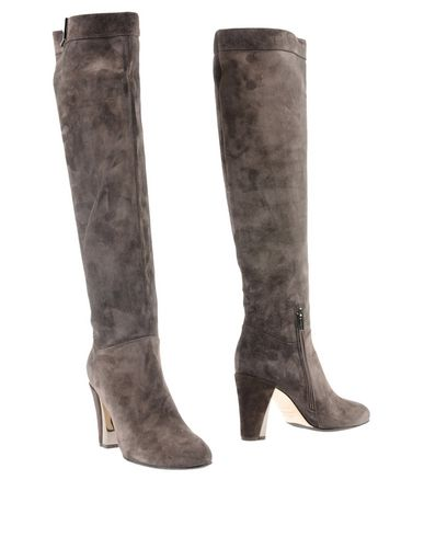 Le Silla Boots In Dark Brown