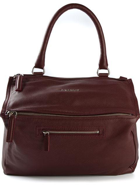 ee572ce6c917 Givenchy Pandora Medium Leather Satchel Bag
