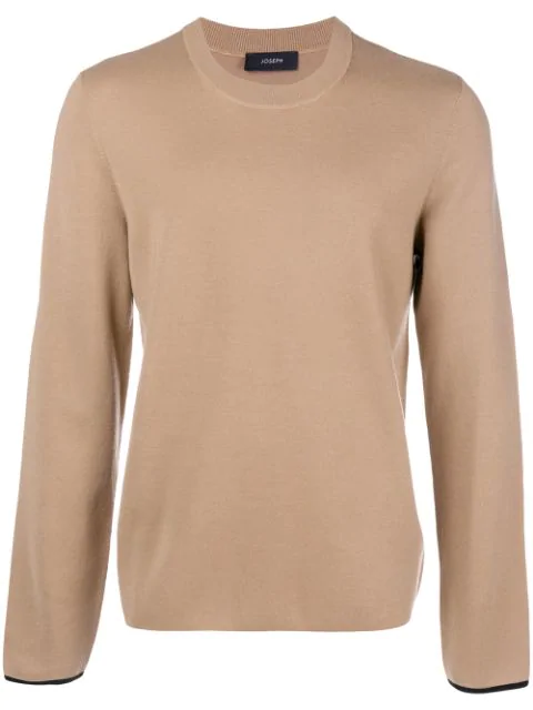 Joseph Fine Knit Sweater - Neutrals