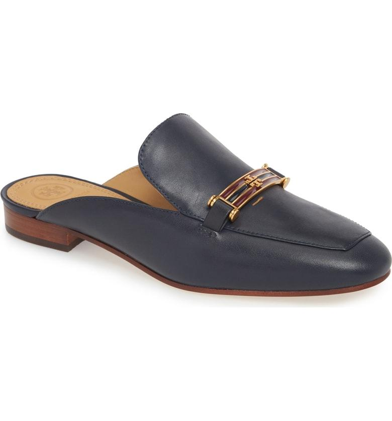 f65e2bfd0c3 Style Name  Tory Burch Amelia Loafer Mule (Women). Style Number  5553727.  Available in stores.