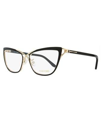 10d04835ba5b2 Tom Ford Butterfly Eyeglasses Tf5272 005 Size  53Mm Rose Gold Black Ft5272