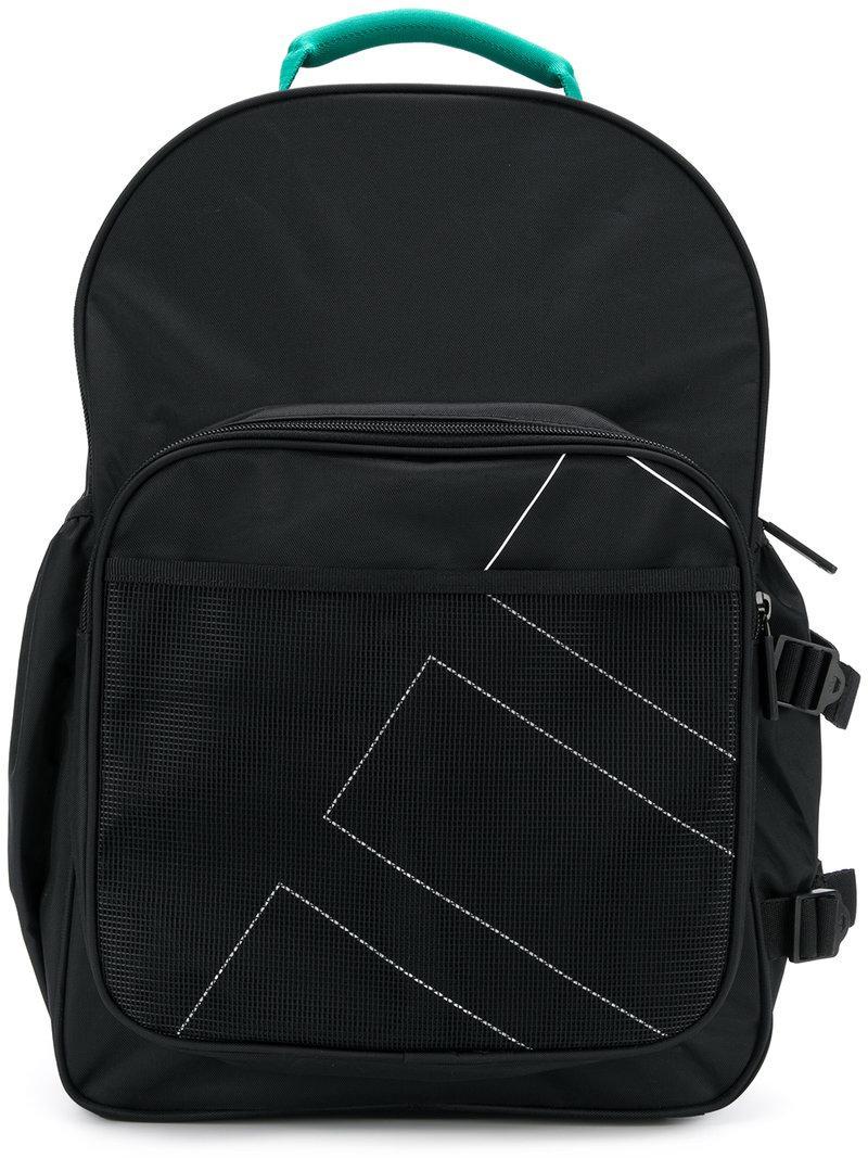 7fcf259caf Adidas Originals Adidas Eqt Classic Backpack - Black