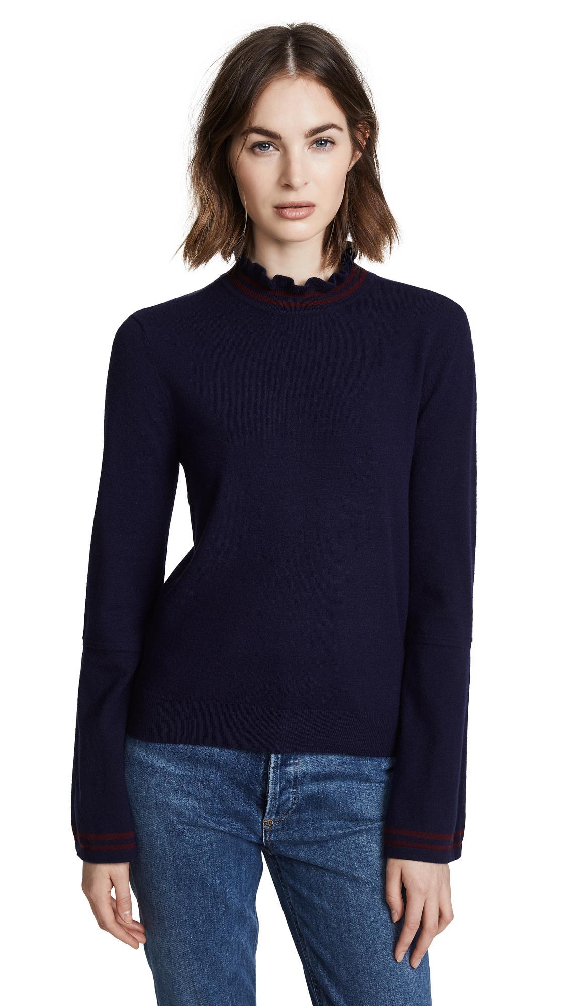 b5c7815dd92 Bb Dakota Lost In Translation Sweater In Midnight Sky