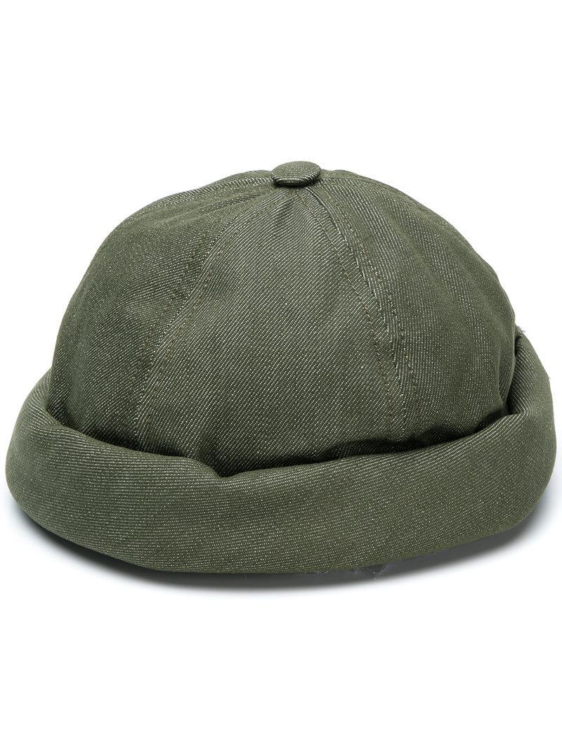 Beton Cire Miki Cap - Green