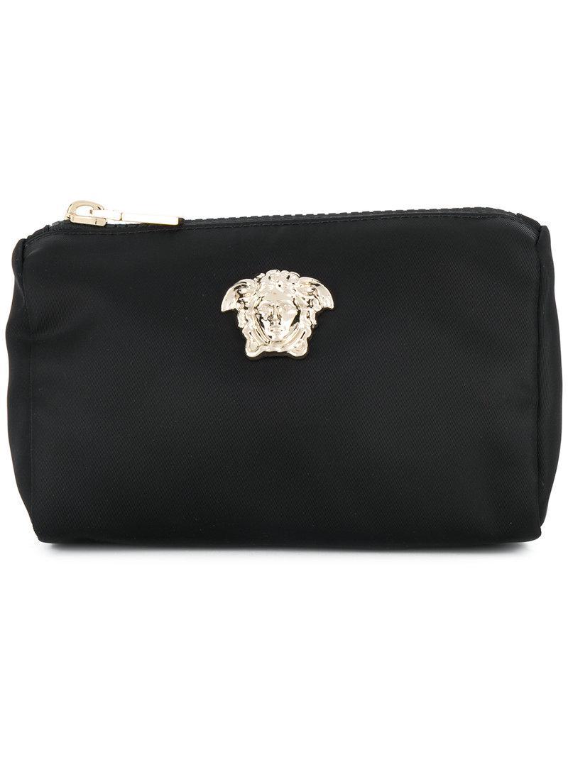45379a251fb Versace 3D Medusa Make-Up Bag - Black | ModeSens