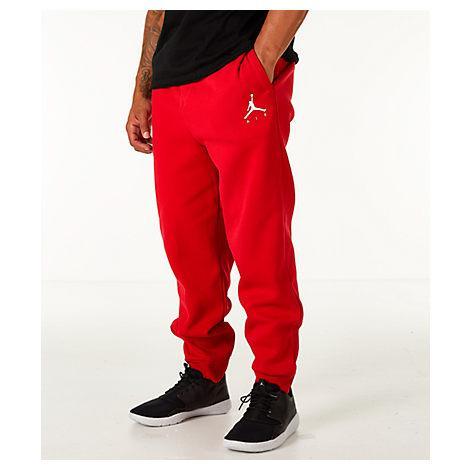 the latest 001ce 1ec15 Nike Men s Jordan Sportswear Jumpman Fleece Pants, ...