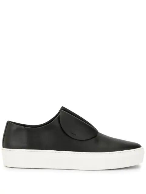 Primury Paper Planes Sneakers In Black