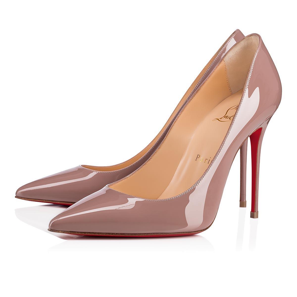 4c10ed288d89 Christian Louboutin Decollete 554 In Antic