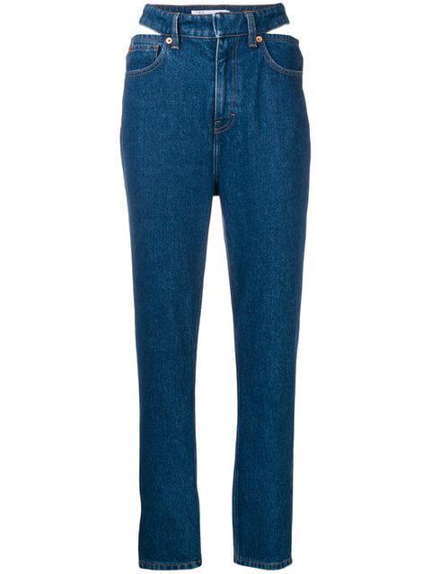 Iro High-Waist Skinny Jeans - Blue