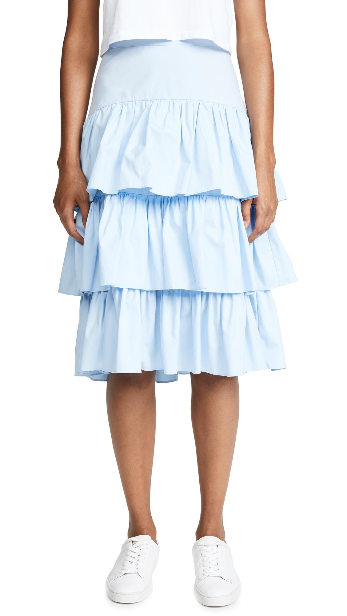 bc0fabab93 Stylekeepers Holiday Skirt In Sky Blue | ModeSens