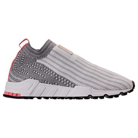 official photos 55397 58bc8 Adidas Originals WomenS Originals Eqt Support Rf Sock Primeknit Casual  Shoes, White