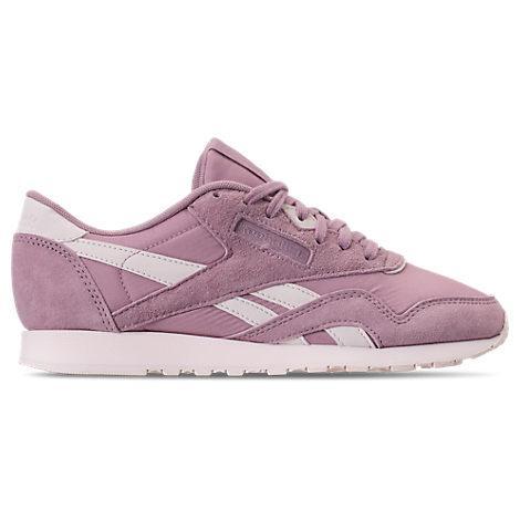 43ec57fcfd1 Reebok Women s Classic Nylon Slim Casual Shoes