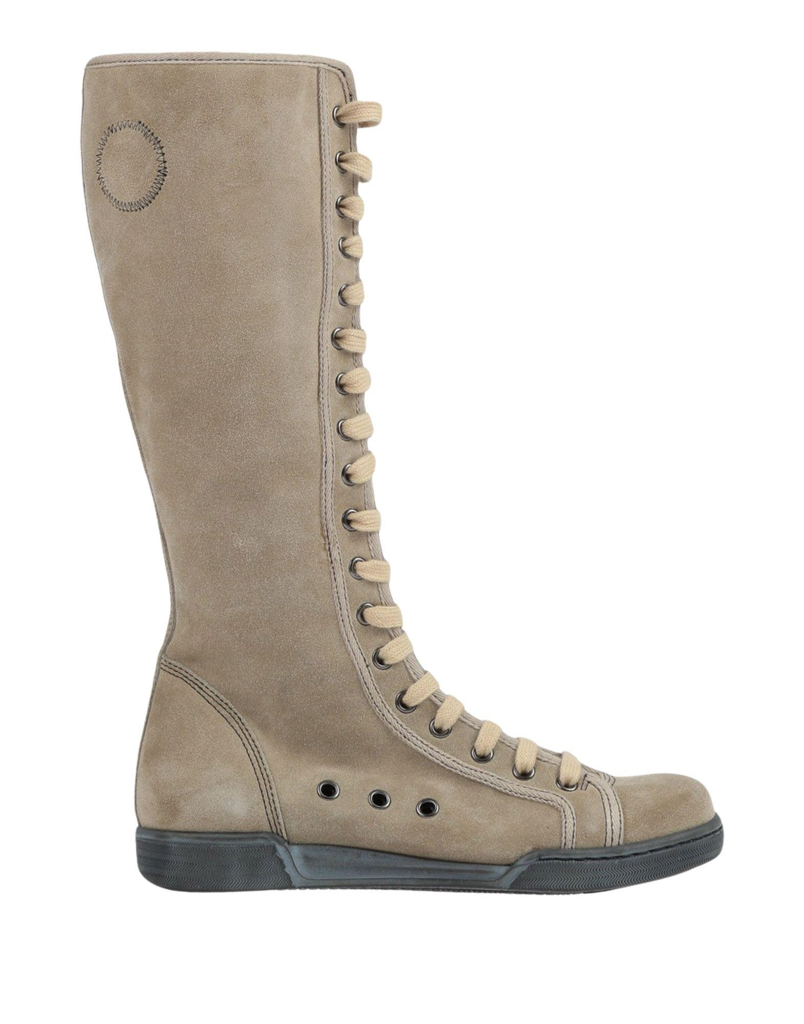 Marc By Marc Jacobs Boots In Khaki