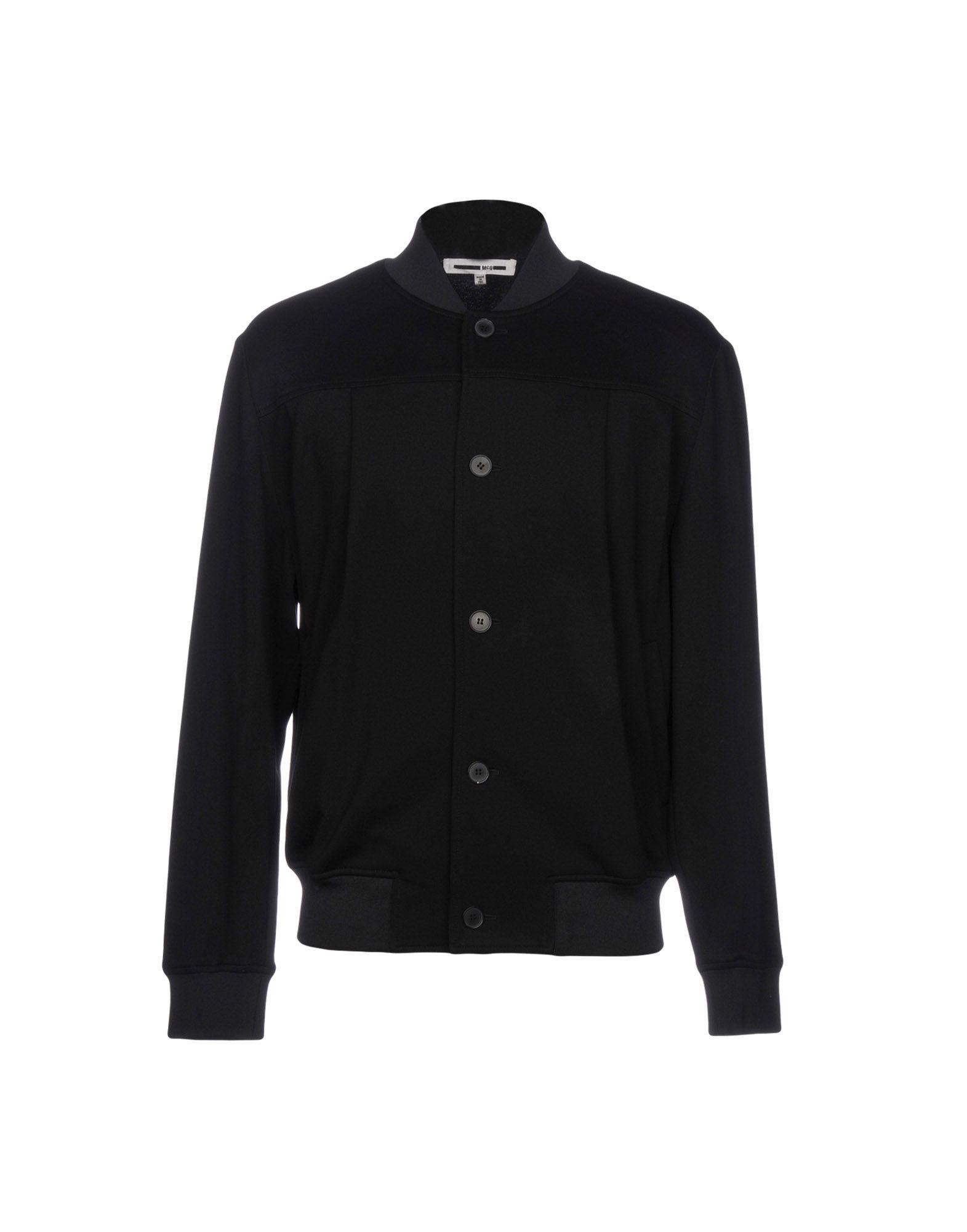 Mcq By Alexander Mcqueen Jackets In Black