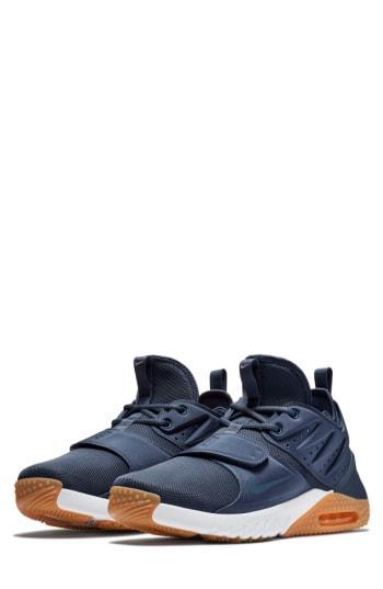 brand new 258bb cfa67 Nike Air Max Trainer 1 Training Shoe In Thunder Blue  Black  Orange