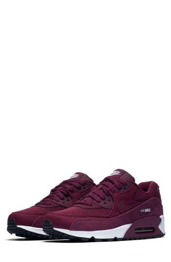 Nike Air Max 90 Sneaker In Bordeaux | ModeSens