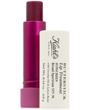 Kiehl's Since 1851 1851 Butterstick Lip Treatment Spf 30 Touch Of Berry