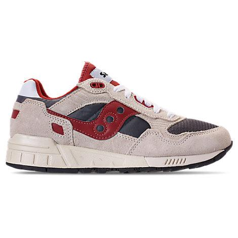timeless design b9c7b 643ca Men's Saucony Shadow 8000 Vintage Casual Shoes, Grey
