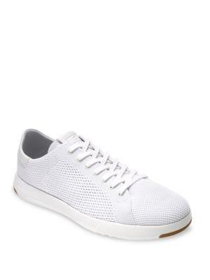 hot-selling newest classcic quality and quantity assured Men's Grandpro Tennis Stitchlite Sneakers Men's Shoes in Optic White