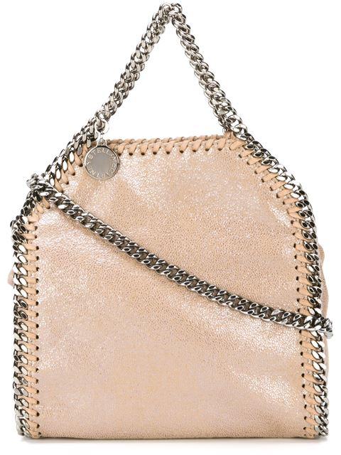 Stella Mccartney 'Falabella' Crossbody Bag In Neutrals