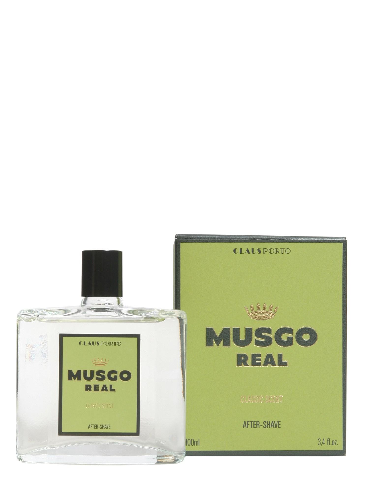 Musgo Real Classic Scent Splash Aftershave In White