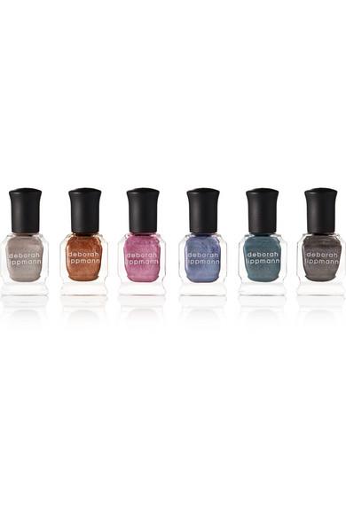 Deborah Lippmann Liquid Metal Gel Lab Pro Nail Color Set - Liquid ...