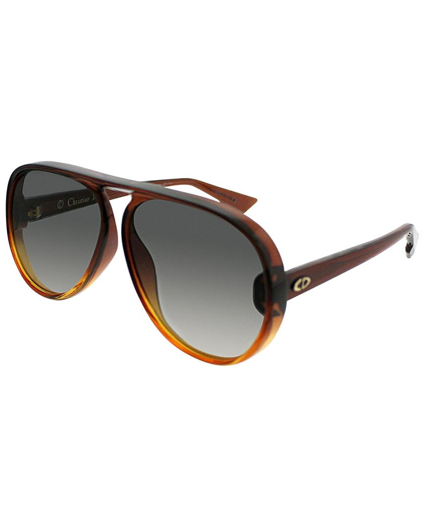 f15e2961fe96 Dior Unisex 62Mm Sunglasses In Nocolor