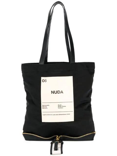 N°21 Nuda In Black