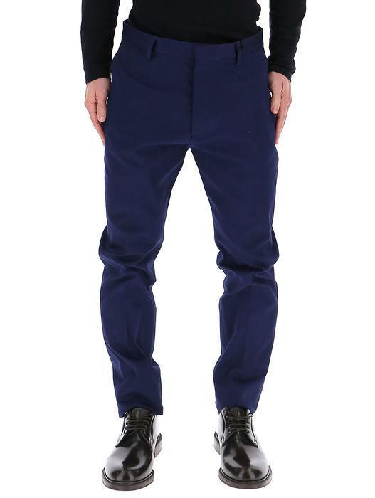 Dsquared2 Tailored Trousers In Navy